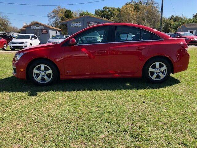 2016 Chevrolet Cruze Limited for sale at Unique Motor Sport Sales in Kissimmee FL