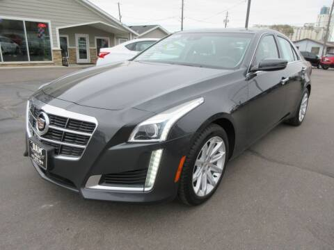 2014 Cadillac CTS for sale at Dam Auto Sales in Sioux City IA
