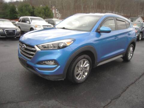2017 Hyundai Tucson for sale at 1-2-3 AUTO SALES, LLC in Branchville NJ