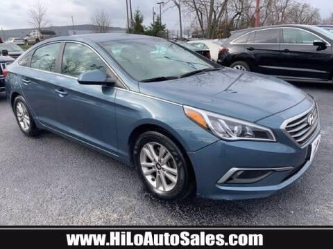2016 Hyundai Sonata for sale at BuyFromAndy.com at Hi Lo Auto Sales in Frederick MD