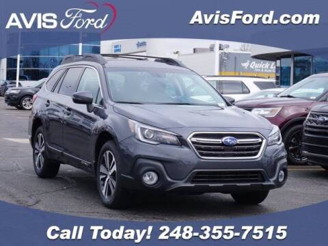 2018 Subaru Outback for sale at Work With Me Dave in Southfield MI