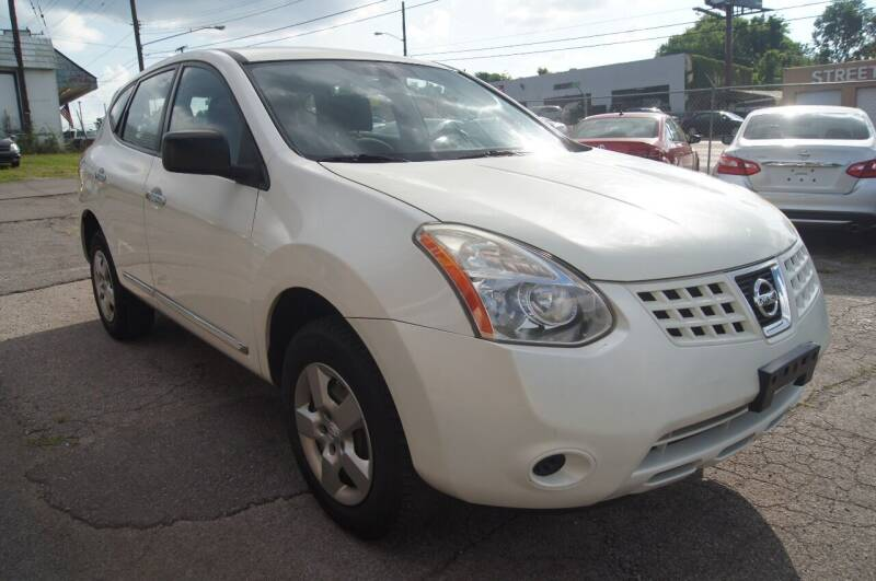 2012 Nissan Rogue for sale at Green Ride Inc in Nashville TN
