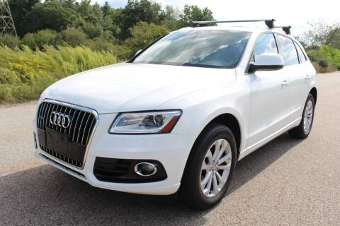 2015 Audi Q5 for sale at Imotobank in Walpole MA