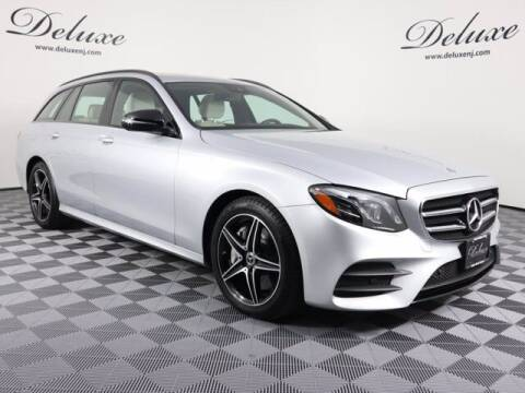 2020 Mercedes-Benz E-Class for sale at DeluxeNJ.com in Linden NJ