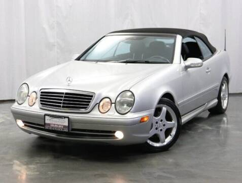 2002 Mercedes-Benz CLK for sale at United Auto Exchange in Addison IL
