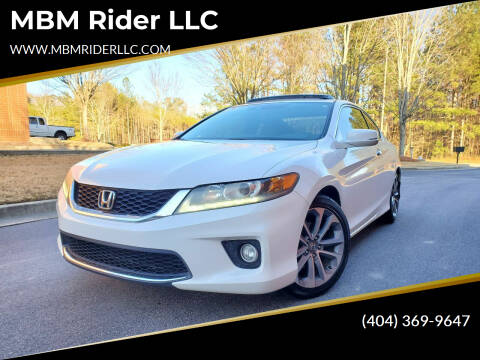 2015 Honda Accord for sale at MBM Rider LLC in Alpharetta GA