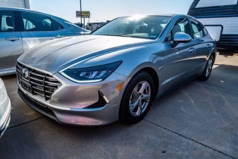 2020 Hyundai Sonata for sale at TRAVERS GMT AUTO SALES - Traver GMT Auto Sales West in O Fallon MO