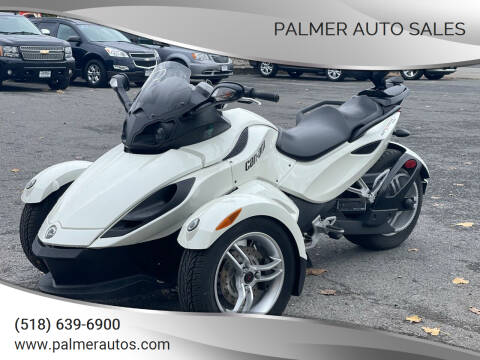 2012 Can-Am Spyder  for sale at Palmer Auto Sales in Menands NY