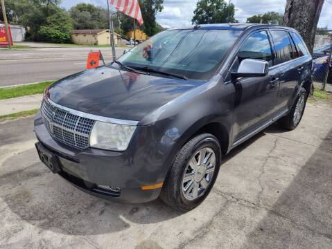 2007 Lincoln MKX for sale at Advance Import in Tampa FL