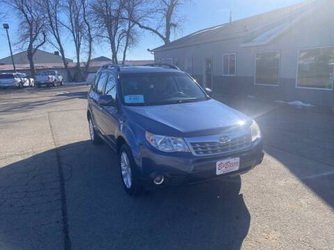 2013 Subaru Forester for sale at B & B Auto Sales in Brookings SD