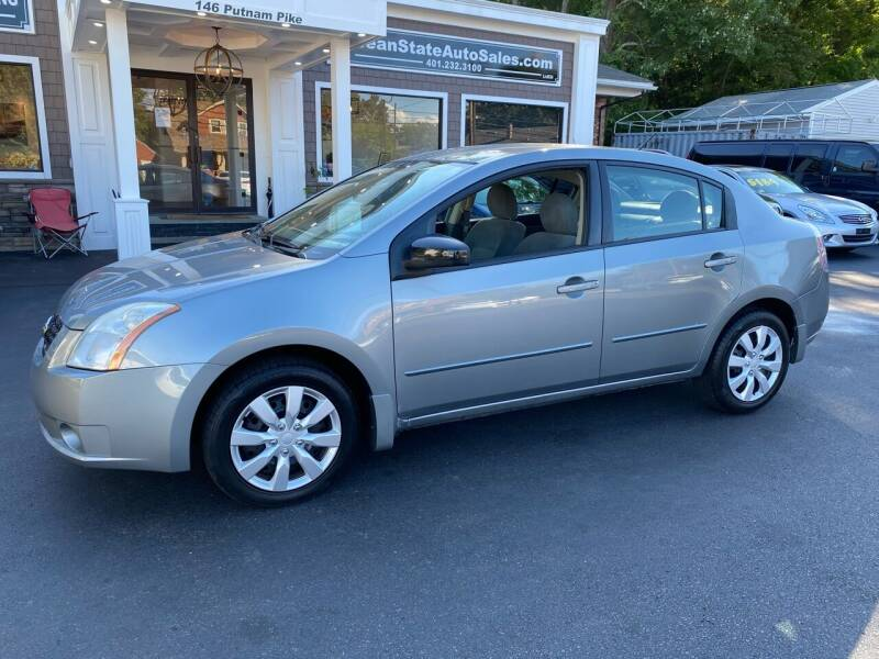 2009 Nissan Sentra for sale at Ocean State Auto Sales in Johnston RI