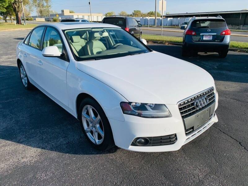 2009 Audi A4 for sale at Central Iowa Auto Sales in Des Moines IA