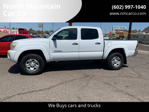 2005 Toyota Tacoma for sale at North Mountain Car Co in Phoenix AZ