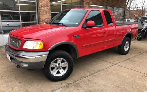 2003 Ford F-150 for sale at County Seat Motors East in Union MO