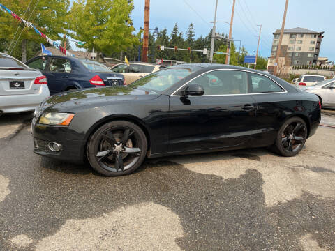 2009 Audi A5 for sale at Valley Sports Cars in Des Moines WA