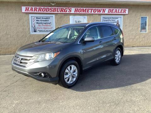 2013 Honda CR-V for sale at Auto Martt, LLC in Harrodsburg KY