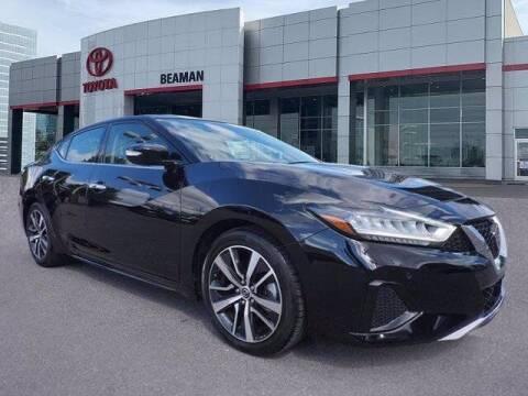 2019 Nissan Maxima for sale at BEAMAN TOYOTA in Nashville TN