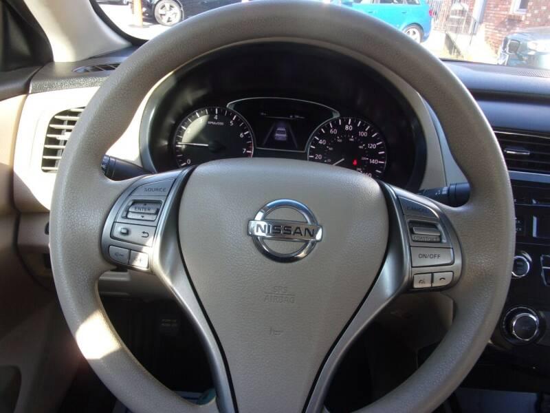 2015 Nissan Altima 2.5 S 4dr Sedan - Lanham MD