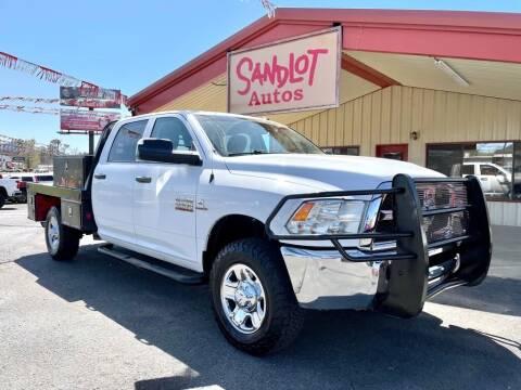 2014 RAM Ram Pickup 2500 for sale at Sandlot Autos in Tyler TX