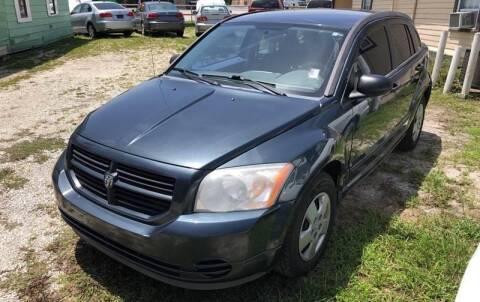 2007 Dodge Caliber for sale at Castagna Auto Sales LLC in Saint Augustine FL