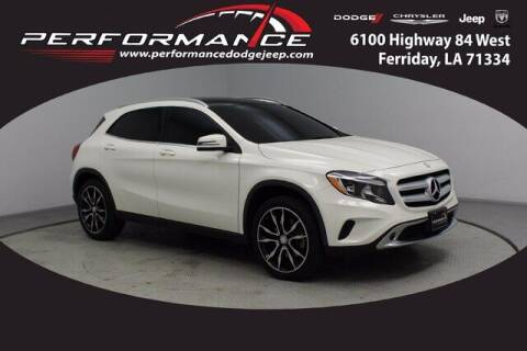 2016 Mercedes-Benz GLA for sale at Performance Dodge Chrysler Jeep in Ferriday LA