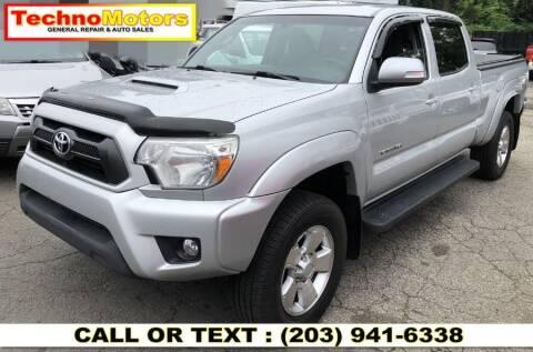 2012 Toyota Tacoma for sale at Techno Motors in Danbury CT