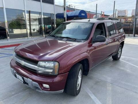 2005 Chevrolet TrailBlazer EXT for sale at Hunter's Auto Inc in North Hollywood CA