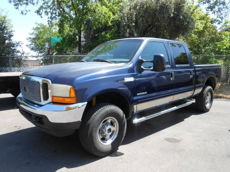 2001 Ford F-350 Super Duty for sale at Armstrong Truck Center in Oakdale CA