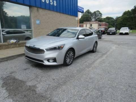 2018 Kia Cadenza for sale at 1st Choice Autos in Smyrna GA