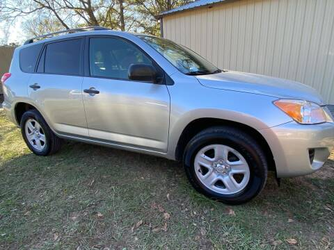 2012 Toyota RAV4 for sale at Wheel Tech Motor Vehicle Sales in Maylene AL