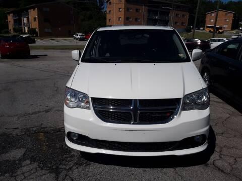 2011 Dodge Grand Caravan for sale at Auto Villa in Danville VA