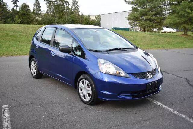 2010 Honda Fit for sale at SEIZED LUXURY VEHICLES LLC in Sterling VA
