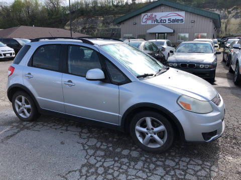2007 Suzuki SX4 Crossover for sale at Gilly's Auto Sales in Rochester MN