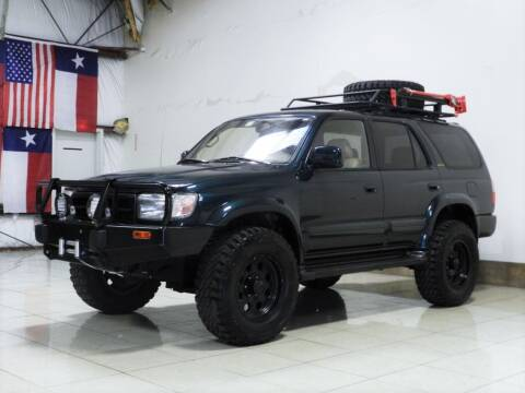 1996 Toyota 4Runner for sale at ROADSTERS AUTO in Houston TX