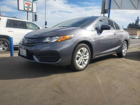 2014 Honda Civic for sale at GENERATION 1 MOTORSPORTS #1 in Los Angeles CA