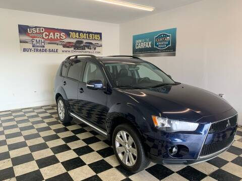 2011 Mitsubishi Outlander for sale at EMH Imports LLC in Monroe NC