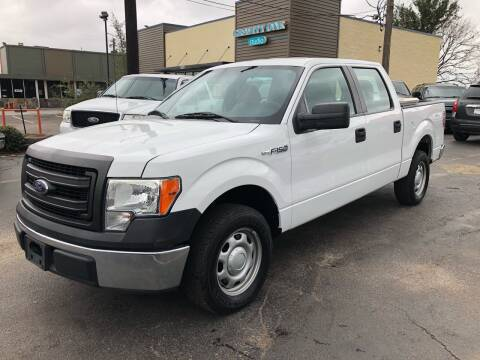 2013 Ford F-150 for sale at Saipan Auto Sales in Houston TX