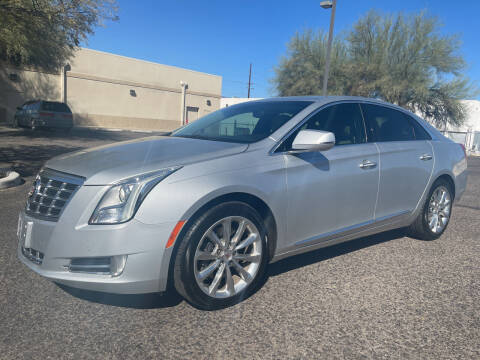 2013 Cadillac XTS for sale at Tucson Auto Sales in Tucson AZ