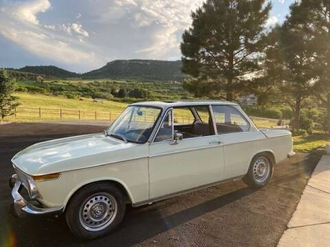1969 BMW 1600 for sale at At My Garage Motors in Arvada CO