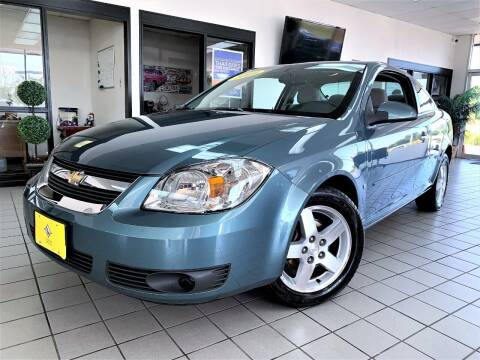 2009 Chevrolet Cobalt for sale at SAINT CHARLES MOTORCARS in Saint Charles IL