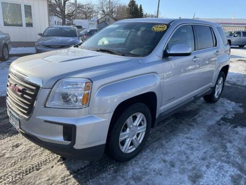 2016 GMC Terrain for sale at CHRISTIAN AUTO SALES in Anoka MN