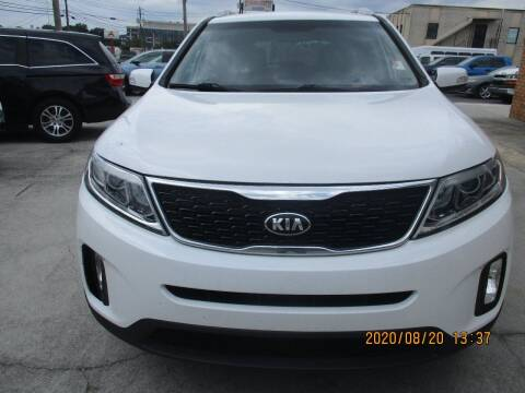 2015 Kia Sorento for sale at Atlantic Motors in Chamblee GA