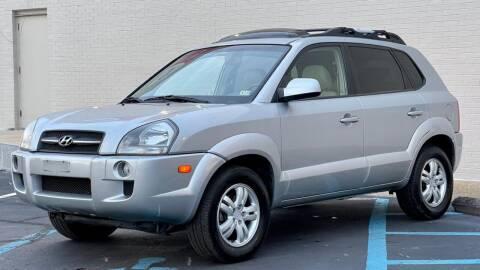 2007 Hyundai Tucson for sale at Carland Auto Sales INC. in Portsmouth VA