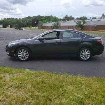 2012 Mazda MAZDA6 for sale at Stellar Motor Group in Hudson NH