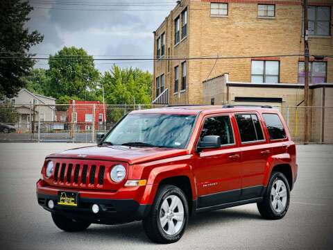 2012 Jeep Patriot for sale at ARCH AUTO SALES in Saint Louis MO