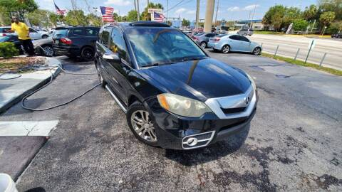 2012 Acura RDX for sale at YOUR BEST DRIVE in Oakland Park FL