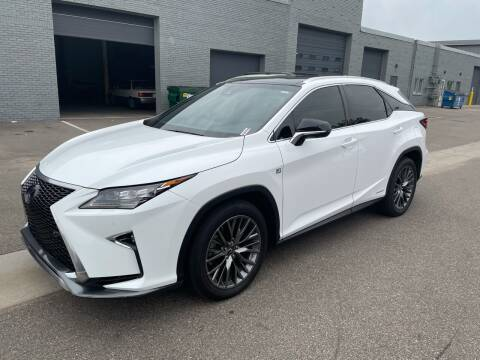 2018 Lexus RX 450h for sale at The Car Buying Center in Saint Louis Park MN