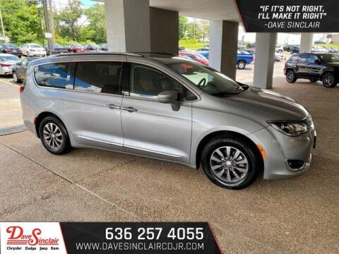 2020 Chrysler Pacifica for sale at Dave Sinclair Chrysler Dodge Jeep Ram in Pacific MO