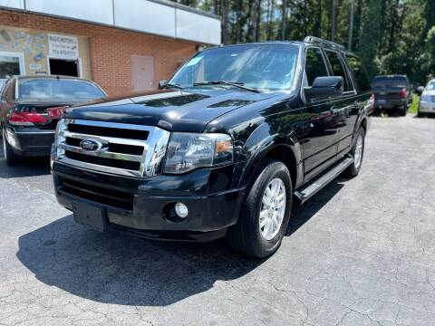 2014 Ford Expedition for sale at Magic Motors Inc. in Snellville GA
