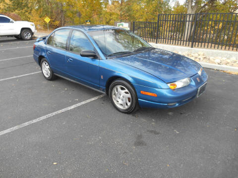 2002 Saturn S-Series for sale at AUTOTRUST in Boise ID